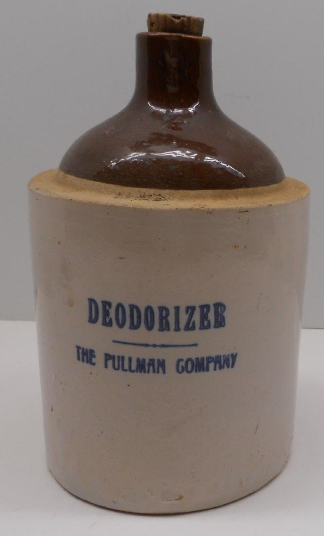 Pullman Stoneware Deodorizing Jug