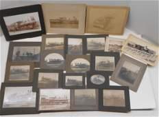 Railroad Photos of Steam Locomotives