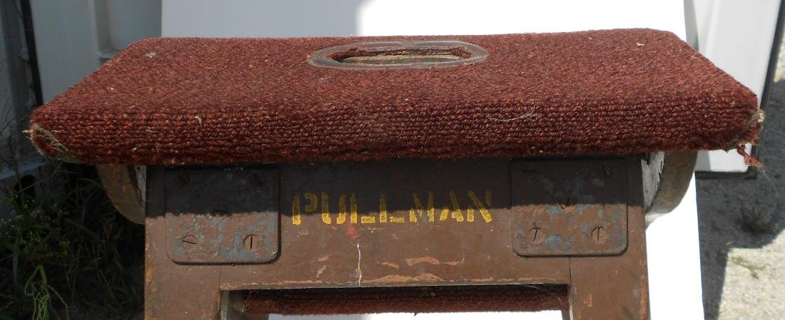 Pullman Company Wooden Berth Ladder - 2