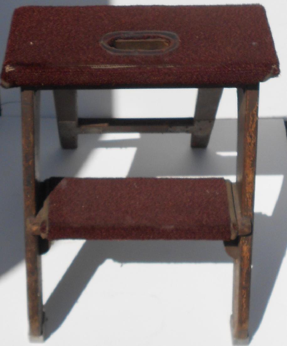 Pullman Company Wooden Berth Ladder - 3