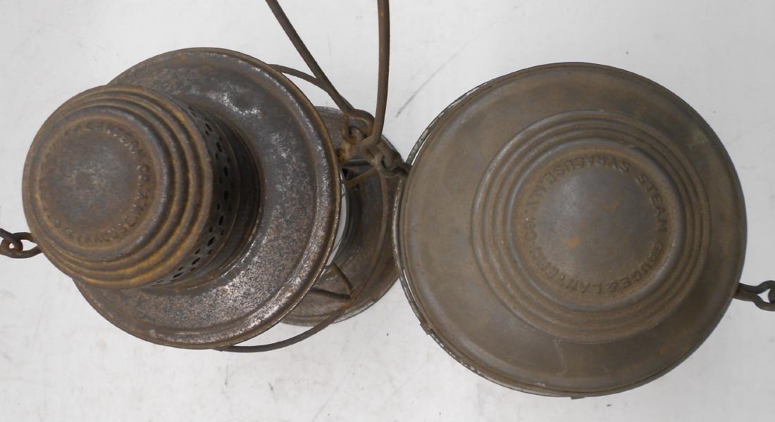 2 Steam Gauge Lamp & Lantern Lanterns - 3