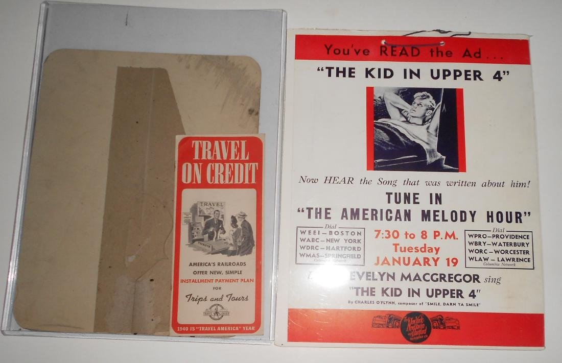 New Haven Railroad Smaller Posters (4) - 3