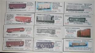 HO 12 Funaro & Camerlengo Freight Kits