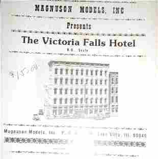 Magnuson HO M505 Hotel of Victoria Falls Kit