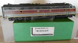 """O Scale Brass OMI 0250 EMD E8/9 """"A"""" DL&W #820"""