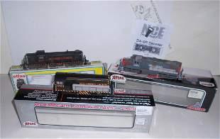 HO Atlas SP Diesel Locomotives DCC? (3)
