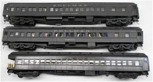 O Scale Kit Built Passenger Cars P&LE NYC