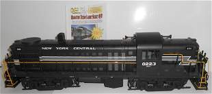 G Scale Aristocraft NYC RS-3 #8223 QSI Sound DCC