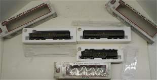 HO 3 P1K Pennsylvania Diesel Locomotives
