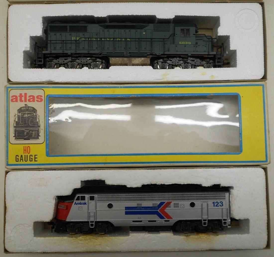 Atlas HO Diesel Locomotives (4) older - 3
