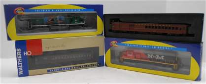 HO Athearn Bachmann  Walthers Powered Units 4