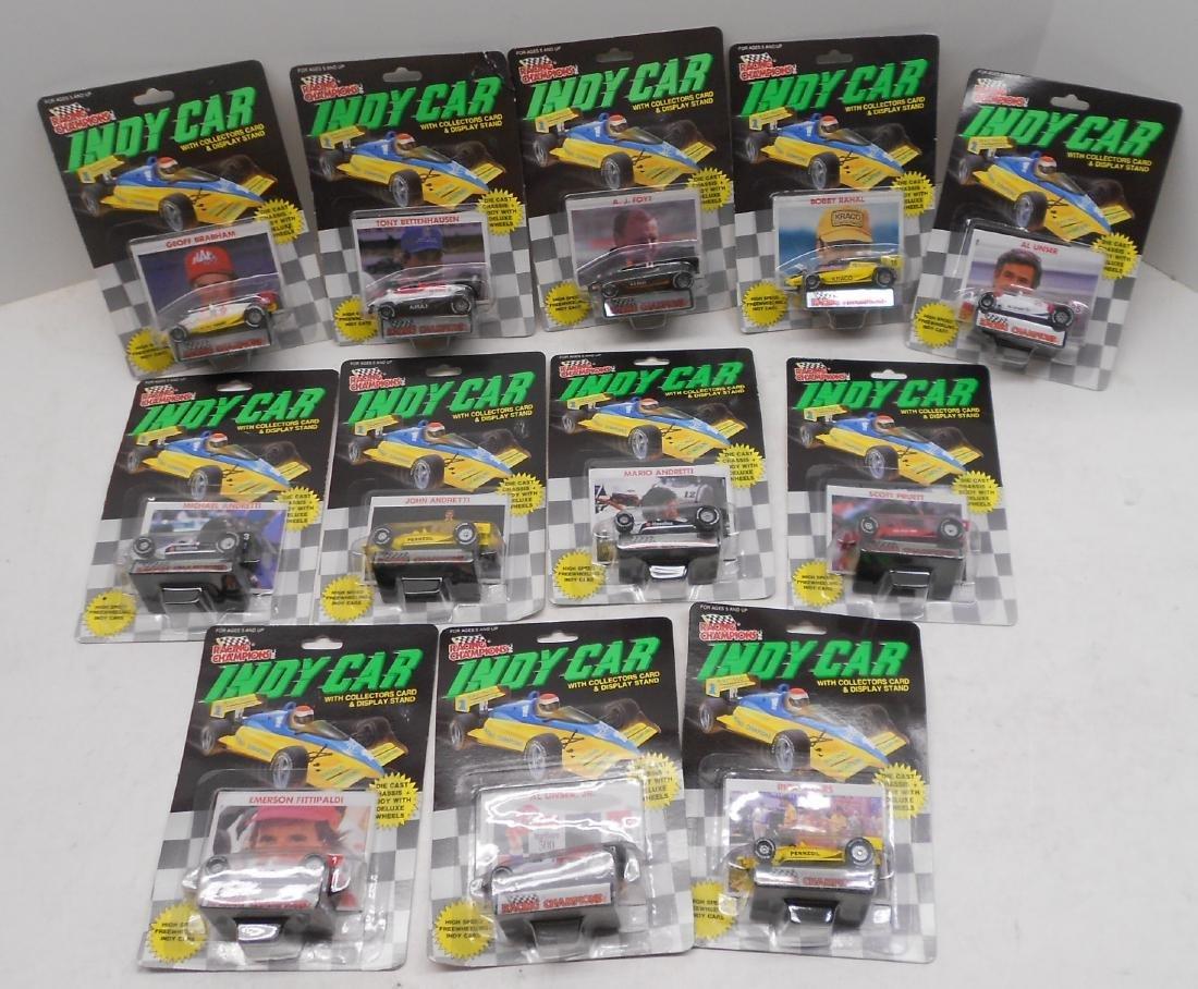 Racing Champions Indy Car Models