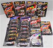 Hot Wheels Pro Racing 21 Cars