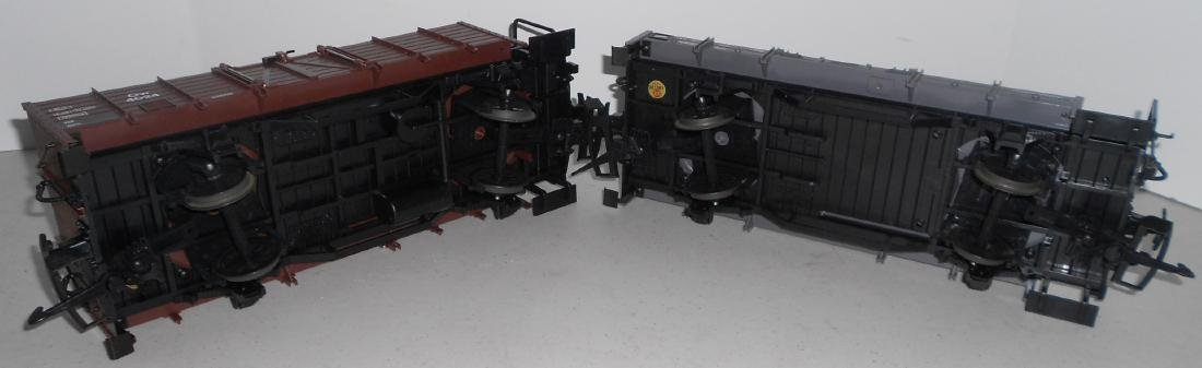 G Scale LGB Freight Cars: 40240, 40230 - 4