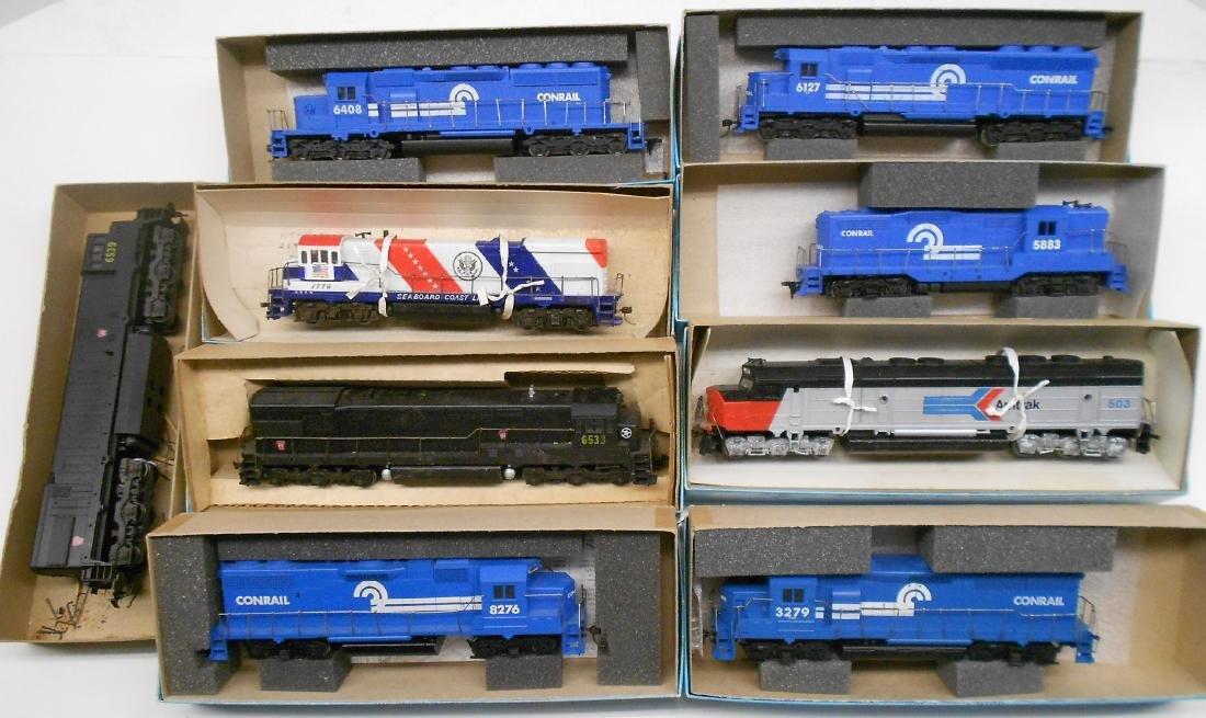 HO Athearn Blue Box Diesel Locomotives 9
