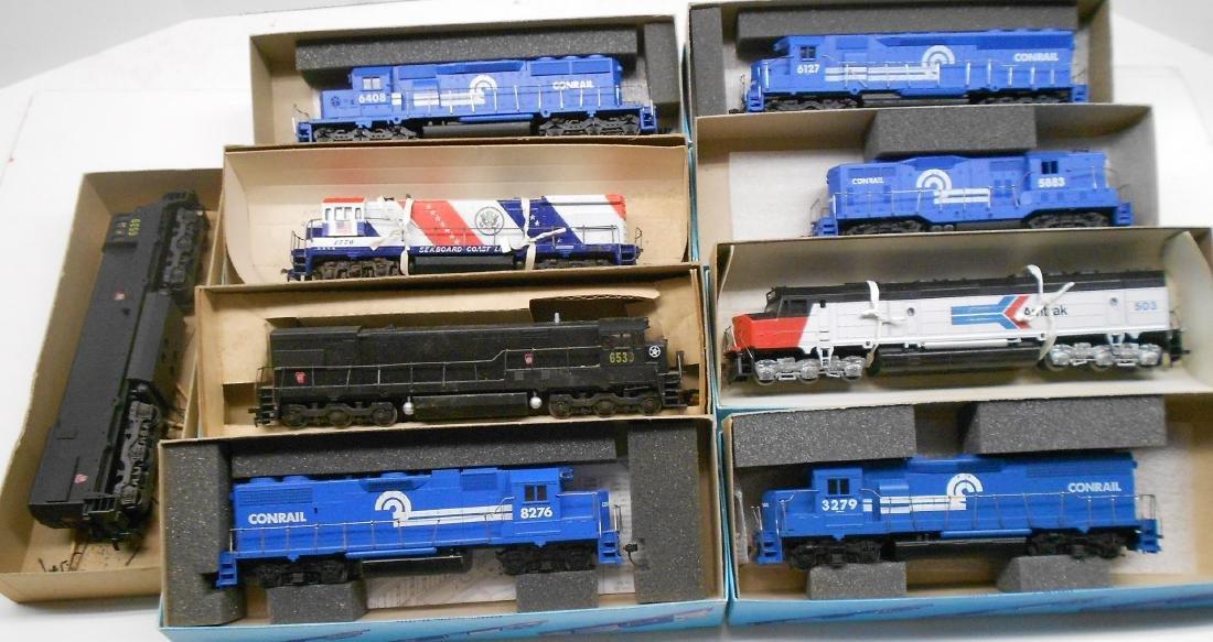 HO Athearn Blue Box Diesel Locomotives 9 - 2