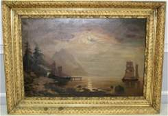 Signed Collett Painting