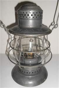Rome Watertown & Ogdensburg BB Lantern