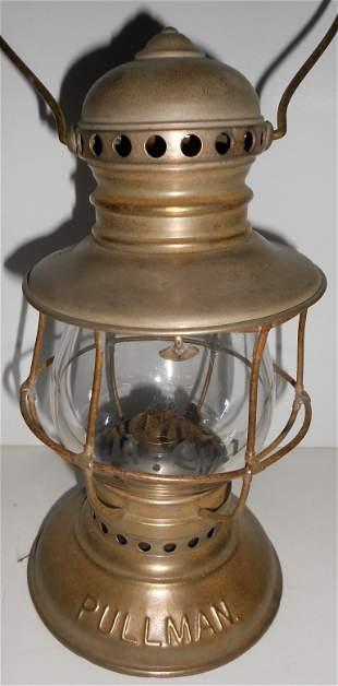 Pullman Conductor Lantern PCo Globe