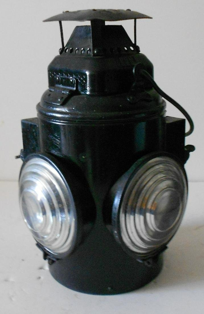 Adlake Locomotive Classification Lamp