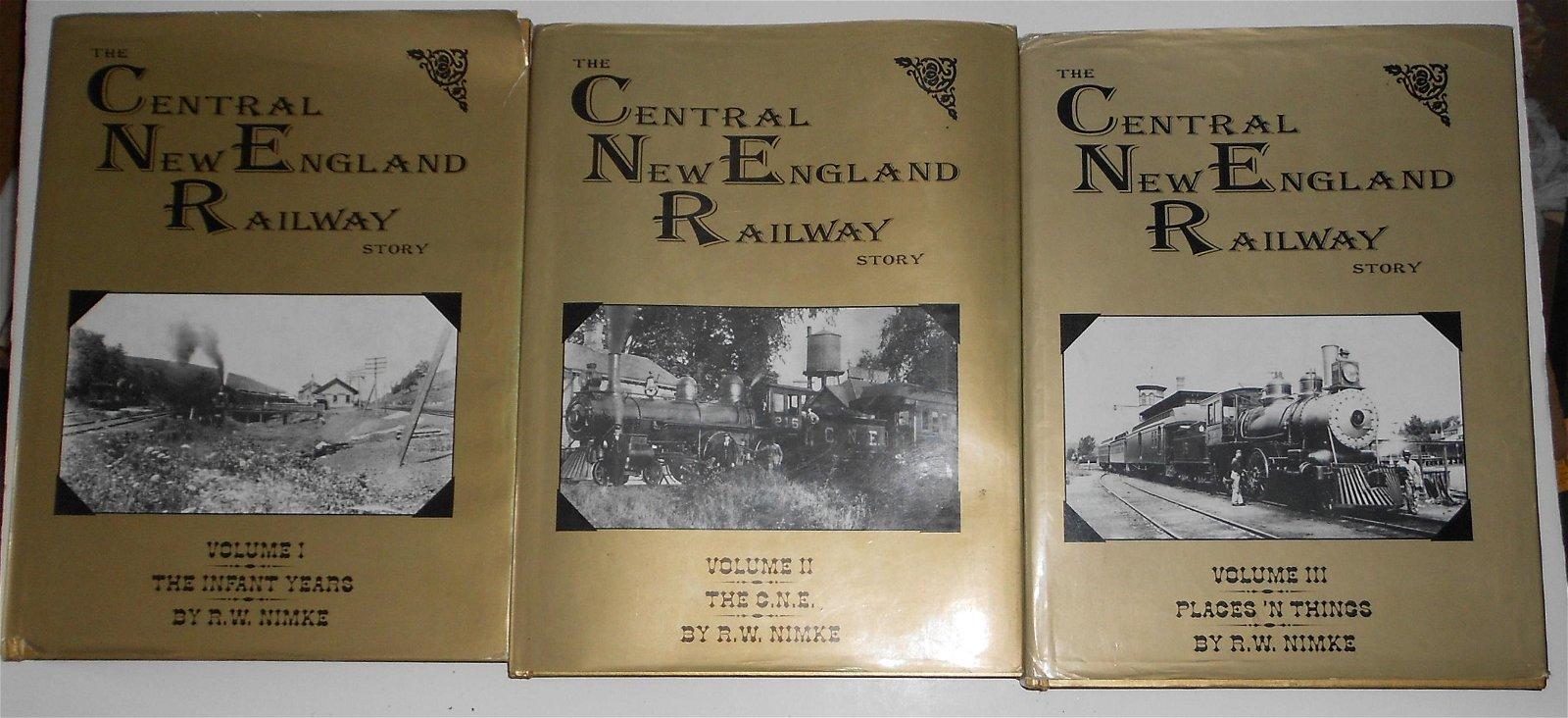 "Nimke 3 Volume Set ""Central New England"""
