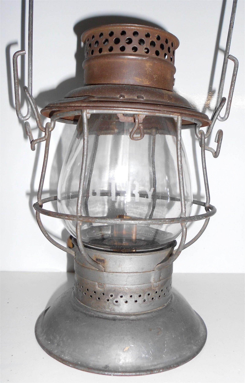 Grand Trunk Railway Bellbottom Lantern