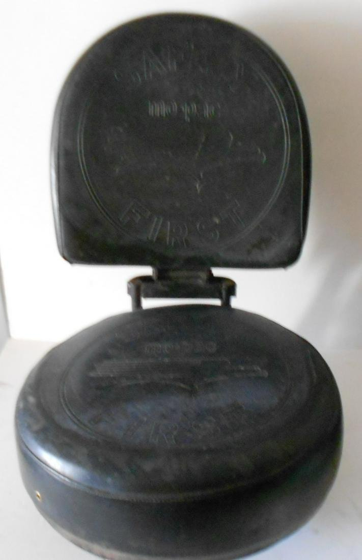 MoPac Railroad Diesel locomotive Engineer's Seat