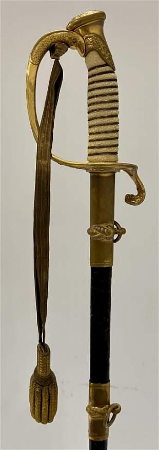 US Navy Officers Sword