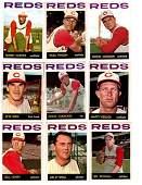 24 1964 Topps Baseball cards