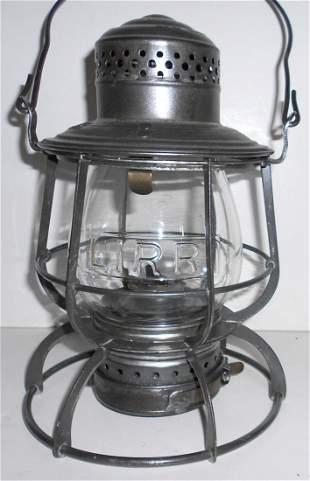Armspear LIRR Lantern MacBeth Cast E/B Globe