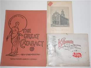 Michigan & CM&StP 1884 -> Travel Folders