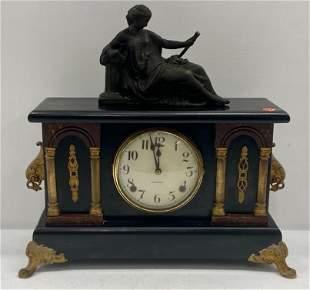 Gilbert Mantle clock