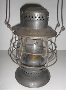 Albany & Hudson Railroad Dietz Bellbottom Lantern