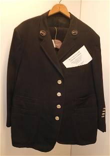 New York Central Trainman's Uniform
