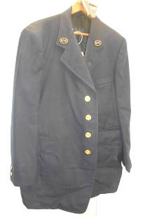 New York Central Conductor's Uniform