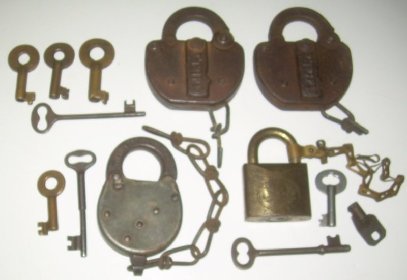 Electric Co Locks & Keys: CTA, CNS&M, DET