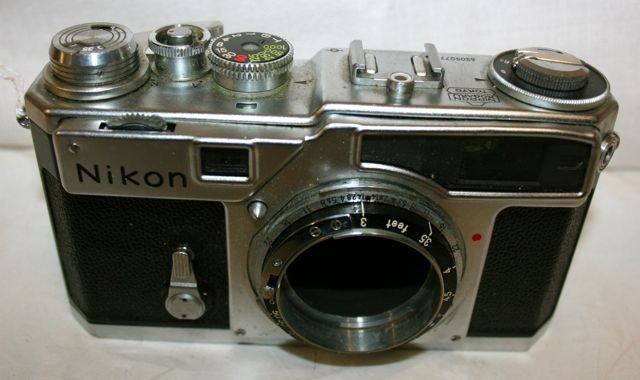 """Nikon """"SP"""""""