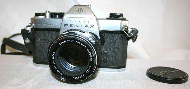 Asahi Spotmatic II