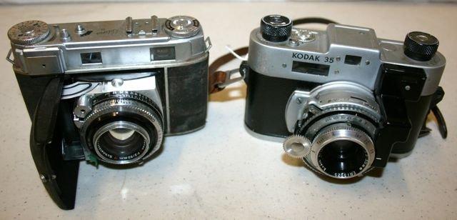 Kodak Cameras (2)