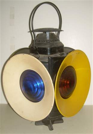 Adlake CVRR Switch Lamp
