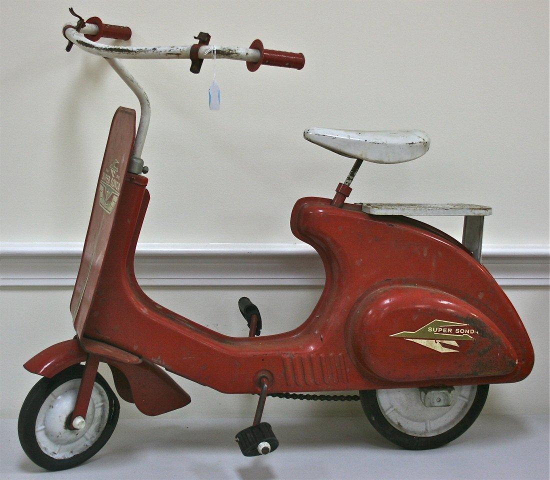 Super Sonda toy Pedal Scooter