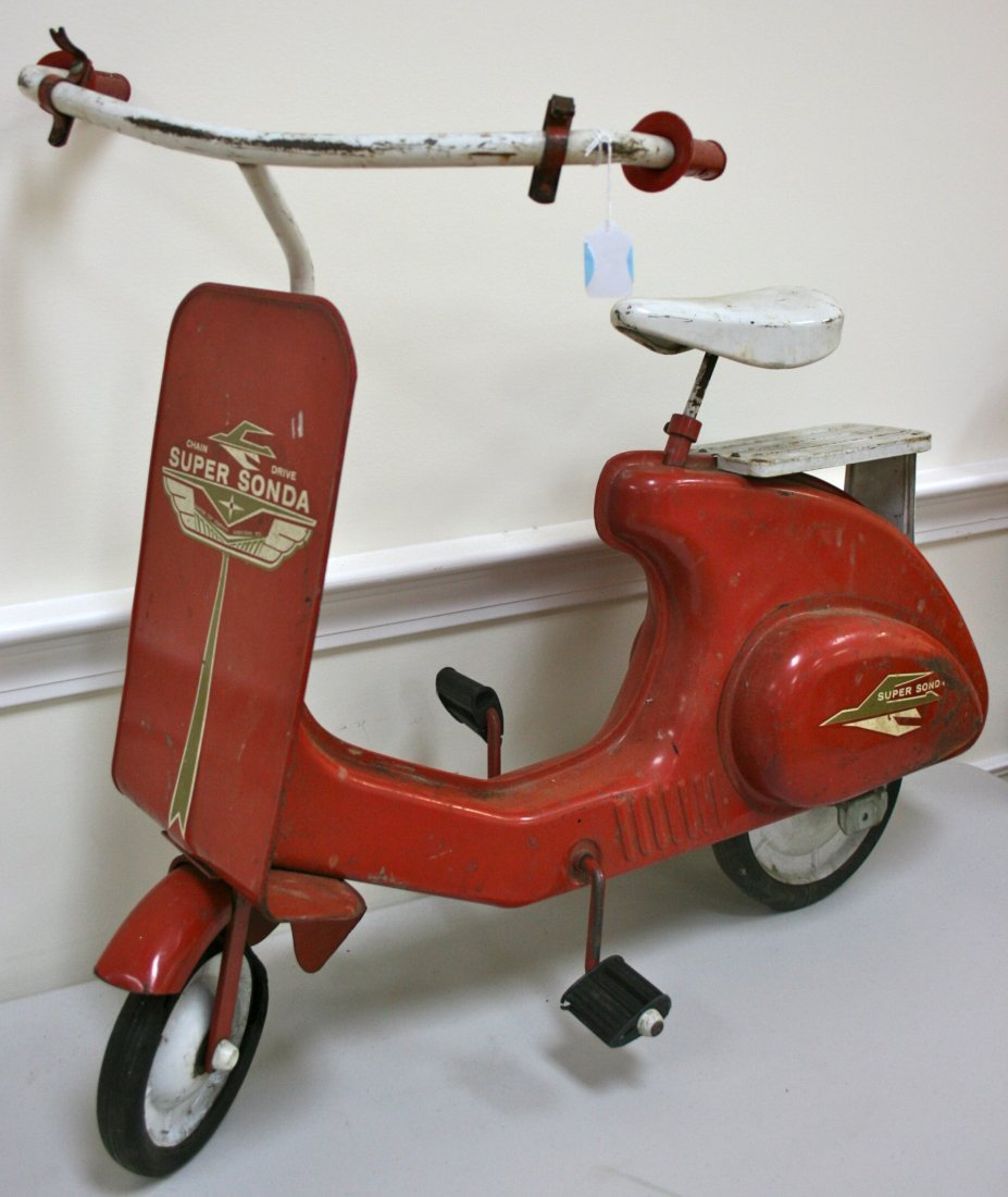 Super Sonda toy Pedal Scooter - 2