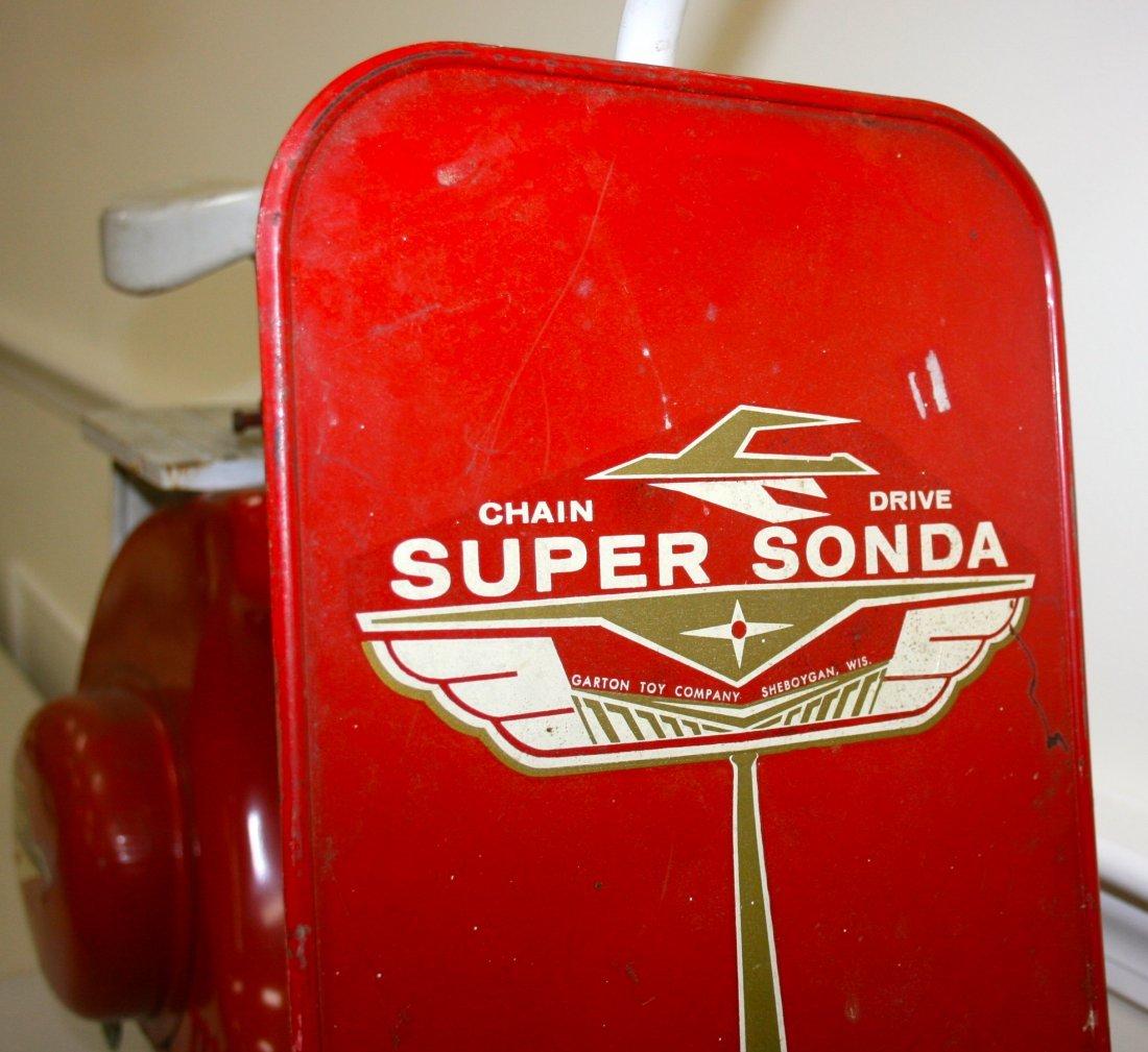 Super Sonda toy Pedal Scooter - 3