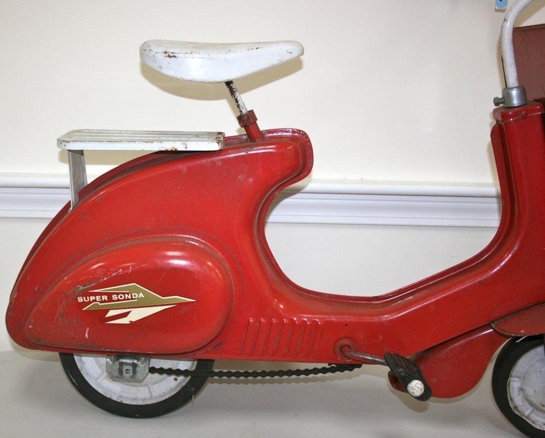 Super Sonda toy Pedal Scooter - 5
