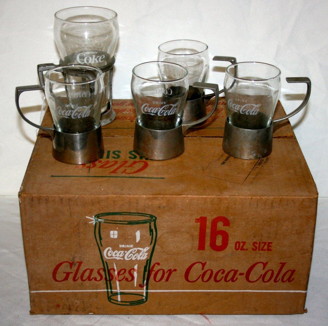 Coca Cola Drinking Glasses