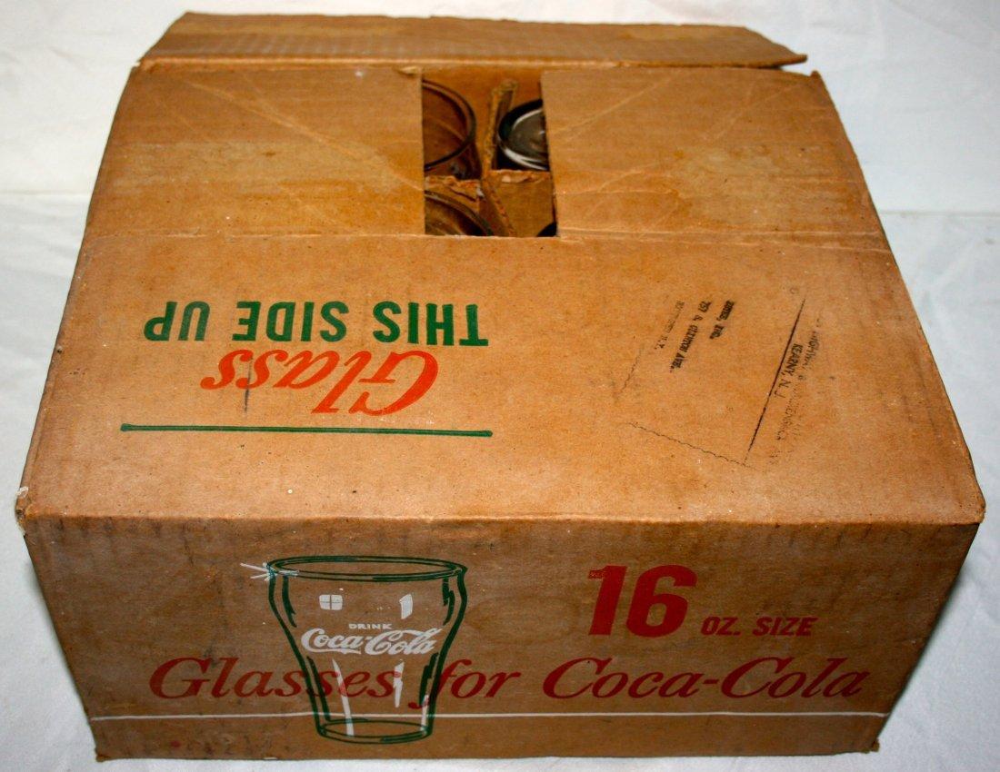 Coca Cola Drinking Glasses - 2