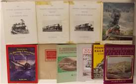 Lackawanna NYOW Reference Books  more