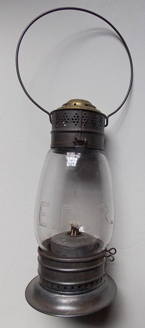 Yankee Patent 1871 Eastern Railroad Lantern
