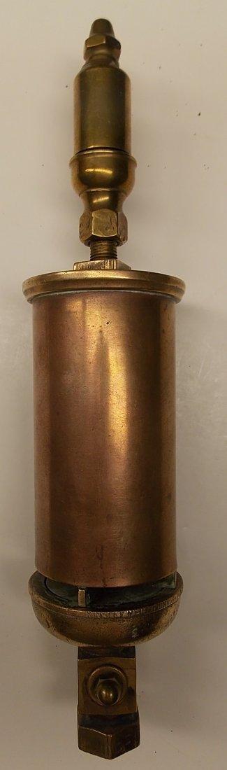 Brass Whistle Kinsley 4 Chamber