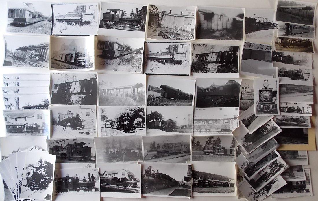 Kennebec Central Railroad Photographs (65)